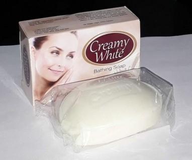 CREAMY WHITE SOAP