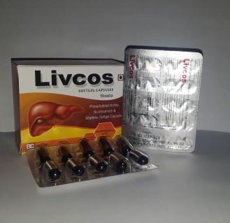 LIVCOS SOFT GEL CAPSULE