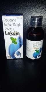 LOKDIN MOUTH WASH GARGLE