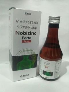 NOBIZINC FORT SYRUP
