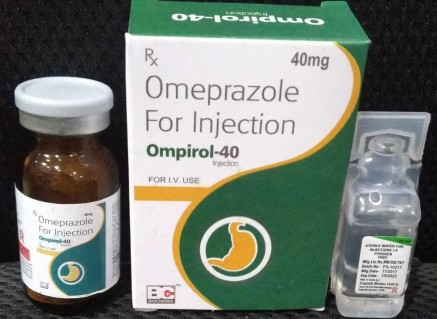 OMPIROL 40 INJECTION