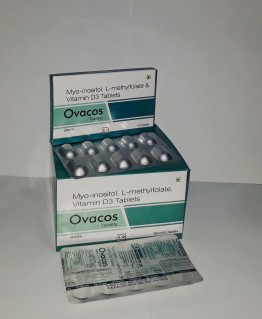 OVACOS TABLET (Myo-Inositol  + L- Methyl Folate  Vitamin D3 Tablet )