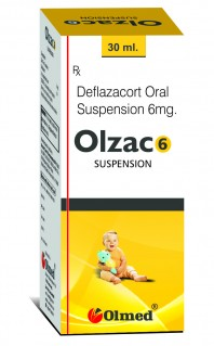 OLZAC-6 SUSPENSION.