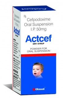 ACTCEF DRY SYRUP