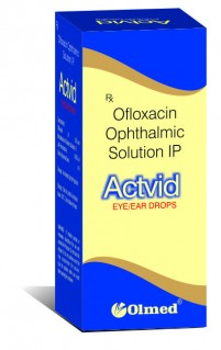 ACTVID EYE DROP