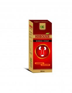 Herboliser syrup