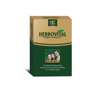 HERBOVITAL CAP