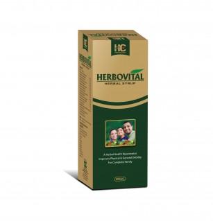 HERBOVITAL SYRUP