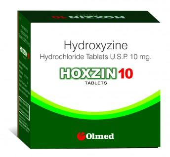 HOXZINE 10