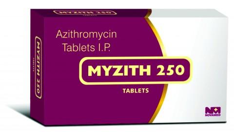 MYZITH 250 TAB