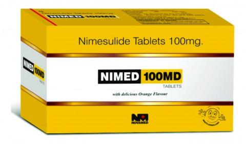 NIMED 100 MD TABLET