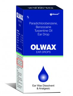 OLWAX EYE DROP