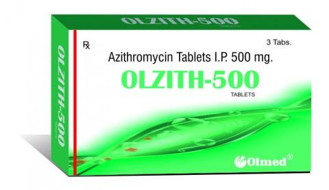 OLZITH 500