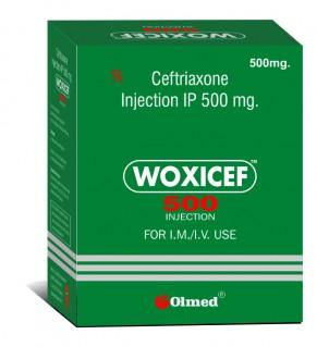 WOXICEF 500